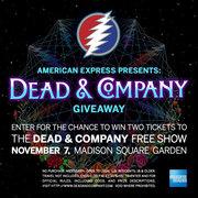 Dead Tour tickets