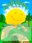 Do Da Jam Festival on 4/20 in Georgia