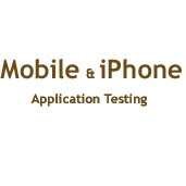 Mobile & iPhone Application Testing