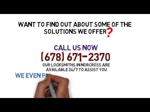 Norcross Locksmith (678) 671-2370 Quick Norcross Locksmith LLC