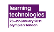 Learning Technologies 2011 - Taking the next step