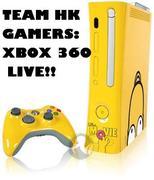 Team HK Xbox 360 Players