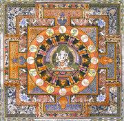 Pratique de Vajrasattva Meditation (Mantra des 100 syllabes) Le Lundi et le Vendredi à 21h30