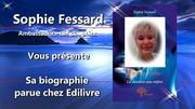 """Sophie Fessard """" Enfance violée la descente aux enfers """" Chez les éditions Edilivre"""