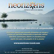 Neorizons - Voyage sur mesure bien-être et responsable
