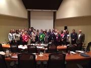 Change Agent Weekend Alumni Group March 2014