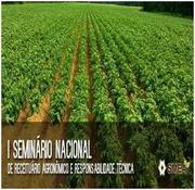Seminário sobre Receituário Agronômico e Responsabilidade Técnica