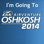 I'm Going To AirVenture 2014