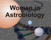 Women in Astrobiology