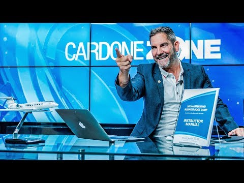 How to Become a Brand: Cardone Zone