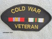 Cold war vet  patch
