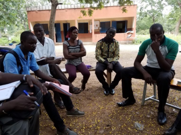 Acceptance of the Contribution of Community-Based Health Workers (CBHWs) to Improving Prevention of Malaria in Pregnancy in Burkina Faso by Health Center Staff