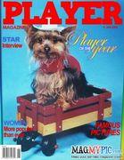 Bailey's magazine cover