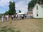 Wise Homestead Museum Grand Opening  - Erie, CO