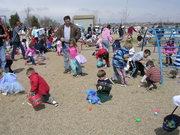 2008 Easter Egg Hunt : Erie, CO