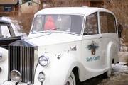 Rolls Royce Hearse full view