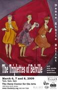 triplettes of belville Danse Etoile Ballet