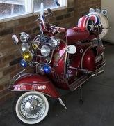 1965 Vespa Super