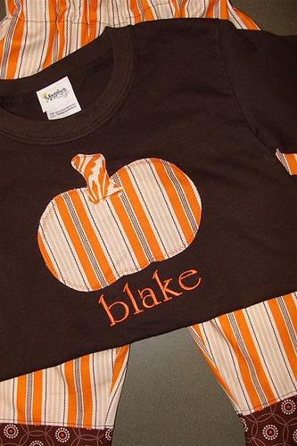 blake pumpkin set