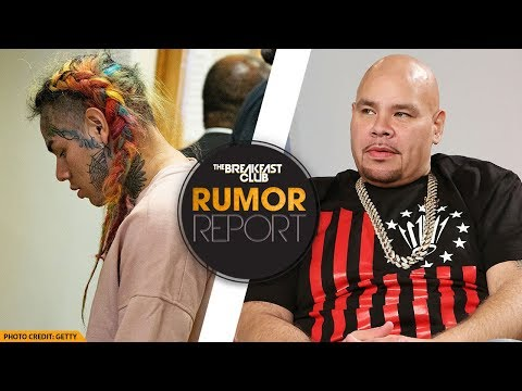Fat Joe On 6ix9ine: 'He Can't Come Around Me Ever Again,I'll die before i'm seen in a pic with him'
