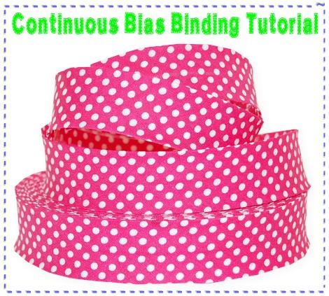 Continuous Bias Binding - an alternative tutorial