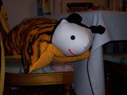 Buzy Bee Zoo Baby Pillow Pet