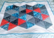 Nautical Triangle Quilt