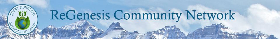 ReGenesis Community Network Logo