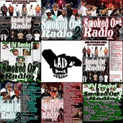 SMOKED OUT RADIO WALL PAPER(1-4)