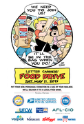 Letter Carrier Food Drive 2019