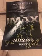 The Mummy Cast