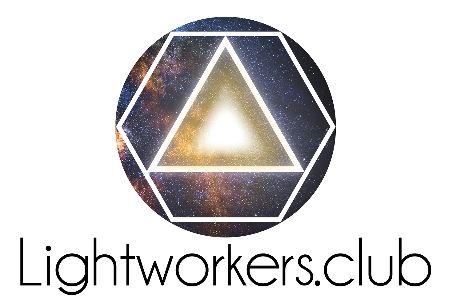 Lightworker's Club Logo