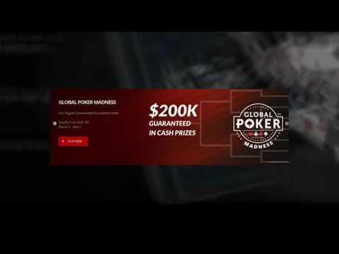 online poker at Globalpoker.com