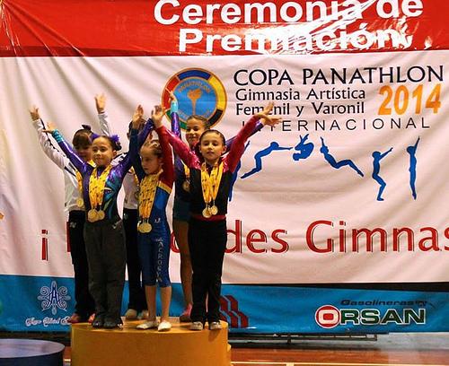 COPA PHANATLON 2014