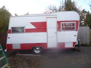 1966 Vintage trailer 16 foot Kit Companion 004