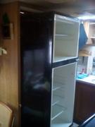 Shimmied the fridge forward