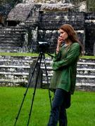 Anita Tikal filming