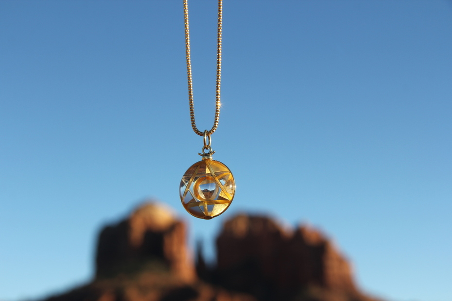 Kevin Petrilli Custom Merkaba Amulets 07