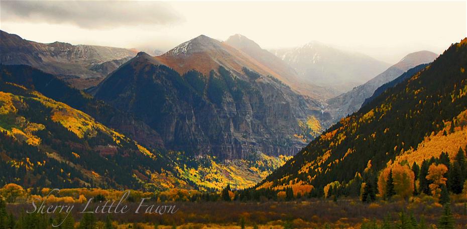 Misty Mountain - Telluride /colorado