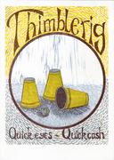 Thimblerig Print