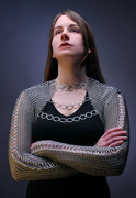 Chainmaille Shrug