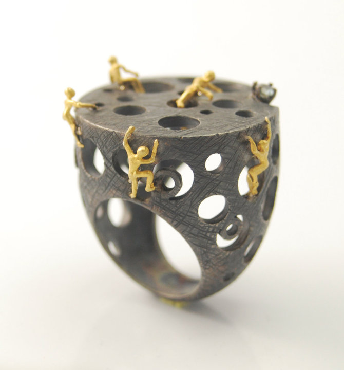 Of Mice and Men Ring