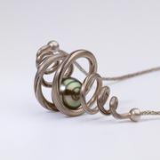 Orbit necklace- 2008