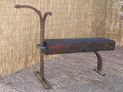 """""""Pointy"""" bench"""