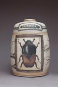 Scarab Jar