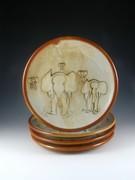 Elephant Plate