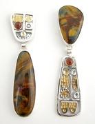 Pietercite Earrings