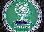 40th Anniversary of the Alma Ata Declaration Logo
