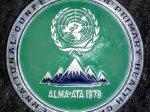 40th Anniversary of the Alma Ata Declaration Logo