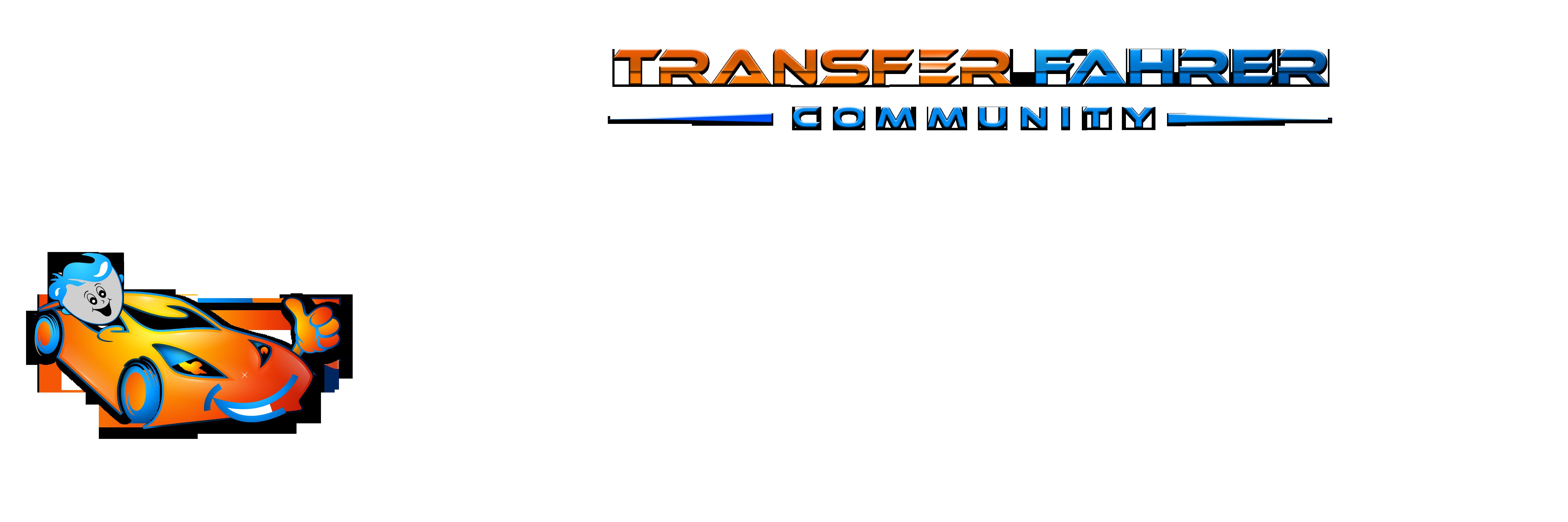 Transfer Fahrer Community Logo